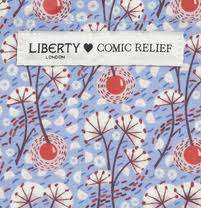 Liberty for comic relief